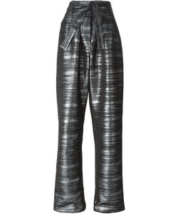Jean-Paul Lespagnard | Wide Leg Print Trousers
