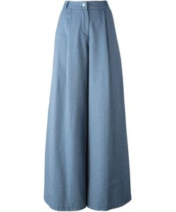 Alexander Lewis | Wide Leg Trousers
