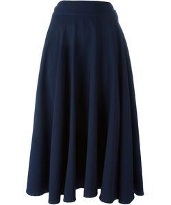 Yohji Yamamoto Vintage | High-Waisted Ruffled Skirt