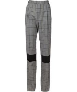 Kris Van Assche | Pleated Panel Trousers