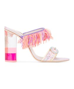 Sophia Webster | Darla Fringe Sandals