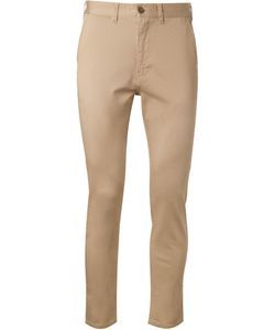 Fadeless | Cropped Chino Trousers 36