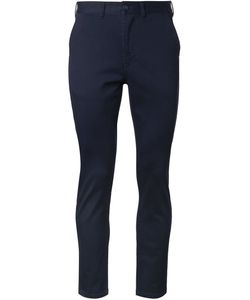 Fadeless | Cropped Chino Trousers 34