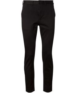 Fadeless | Cropped Chino Trousers