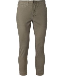 Fadeless | Cropped Trousers