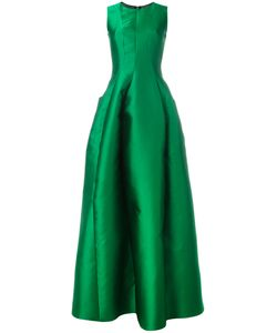 Maison Rabih Kayrouz | Empire Line Dress 36 Polyester/Silk