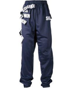 Christopher Shannon | Patch Appliqué Trousers