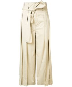 Tome | Cropped Trousers L