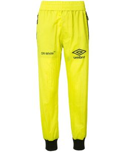 Off-White | Neon Track Pants Xl Acetate