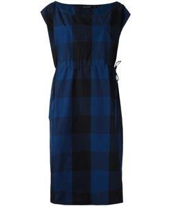 Sofie D'hoore | Gingham Midi Dress