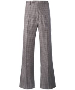 Di Liborio | Flared Wide-Leg Trousers 46