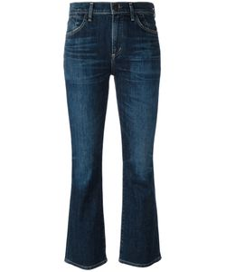 Citizens of Humanity | Cropped Flared Jeans Size 24