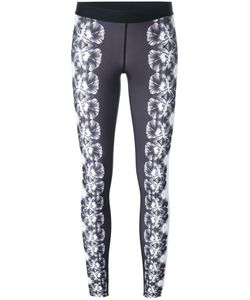 Monreal London | Viola Print Leggings Medium Polyester/Spandex/Elastane