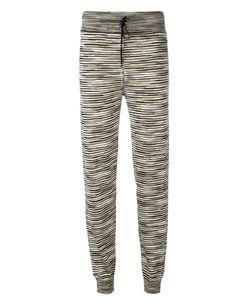 M Missoni | Jogger-Style Sweatpants Size 42