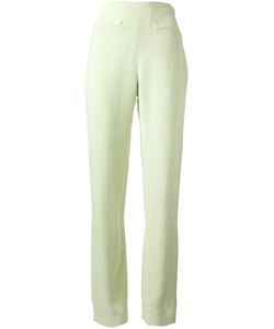 Jean Louis Scherrer Vintage | Crepe Trousers