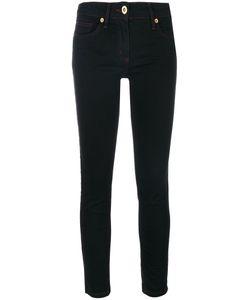 Blumarine | Stitch Detail Skinny Jeans