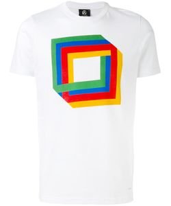PS Paul Smith | Ps By Paul Smith Printed T-Shirt Size Xl Organic