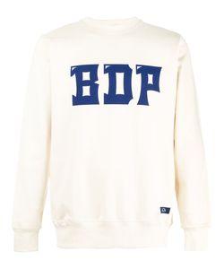 Bleu De Paname | Logo Print Sweatshirt