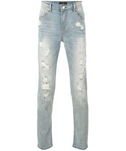 Stampd | Skinny Distressed Jeans Men 34