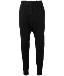 Masnada | Loose Fit Pants 42 Linen/Flax/Spandex/Elastane/Viscose