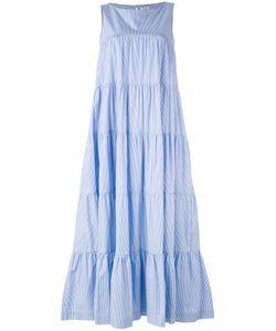 P.A.R.O.S.H. | P.A.R.O.S.H. Tiered Maxi Dress Size Medium