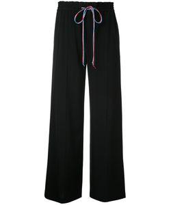 Le Ciel Bleu | Contrast String Relaxed Trousers Women