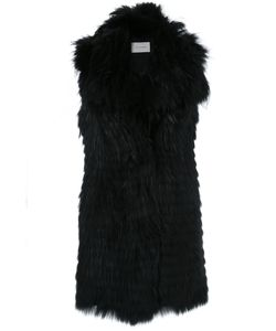 Yves Salomon | Sleeveless Coat