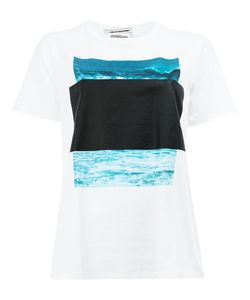 Anrealage | Ar Marker List T-Shirt Size