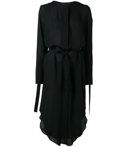 Calvin Klein Collection   Tie Fastened Dress
