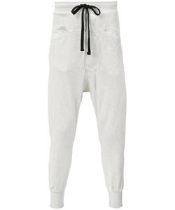 Thom Krom | Drop-Crotch Track Pants Size Xs