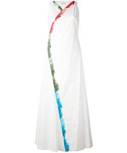 Tomas Maier | Dyed Trim Maxi Dress