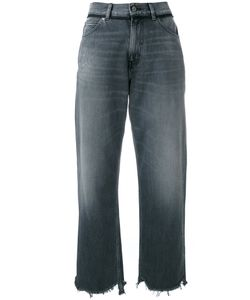 Golden Goose Deluxe Brand | Cropped Stonewashed Jeans