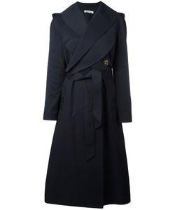 J.W.Anderson | Crossed Front Belted Coat Women