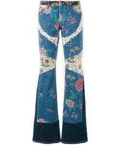 Roberto Cavalli | Enchanted Garden Jeans Size 42