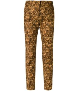 Andrea Marques | Slim Fit Trousers Size 40