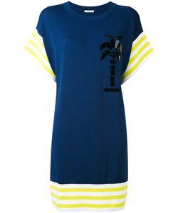 Iceberg | Contrast Hem T-Shirt Dress Women