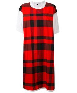 Sofie D'hoore | Checked T-Shirt Dress