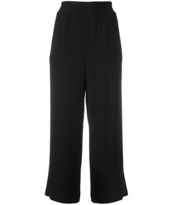 I'M Isola Marras | Elasticated Waistband Cropped Trousers Size 44
