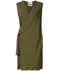 8pm | Folded Trim Dress Size Small