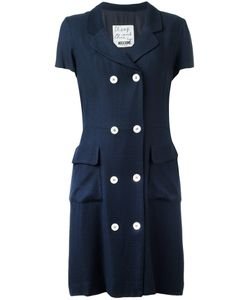 Moschino Vintage | Double Breasted Dress