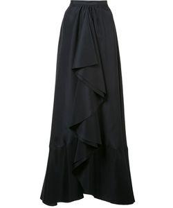 Tome | Long Draped Skirt 0