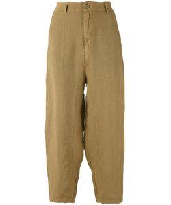 Transit | Wide Leg Cropped Pants Women