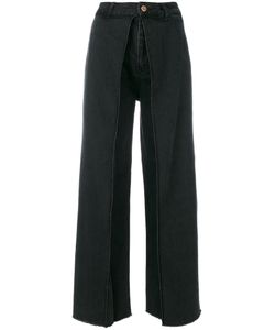 Aalto | Cropped Flare Jeans 38