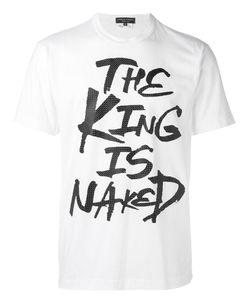 Comme Des Garçons Homme Plus | The King T-Shirt