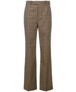 Ralph Lauren Collection | Checked Flared Pants
