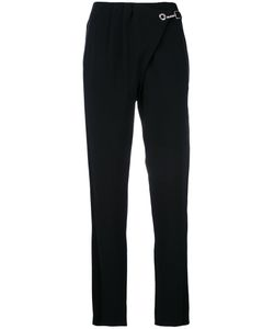 Paco Rabanne | Cropped High Waisted Trousers Women