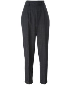 Moschino Vintage | Pinstriped Trousers