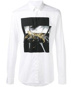 Les Hommes | Printed Shirt 52