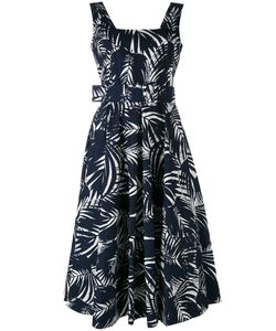 Samantha Sung | Printed Belt Dress