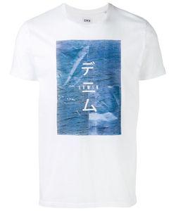 Edwin | Box Print T-Shirt Size Large